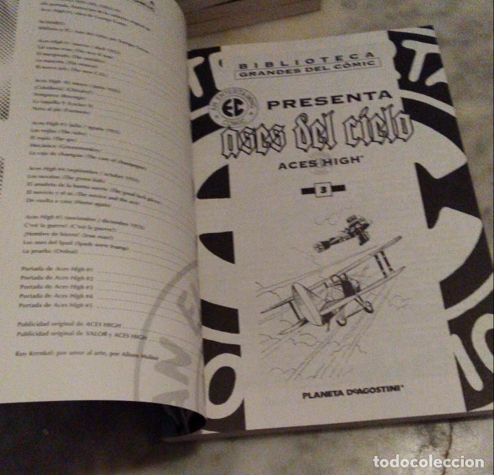 Cómics: EC Presenta nºs 3 4 5 y 6 - Ases del cielo, Periodistas, Urgencias y Piratas - Foto 15 - 179215976