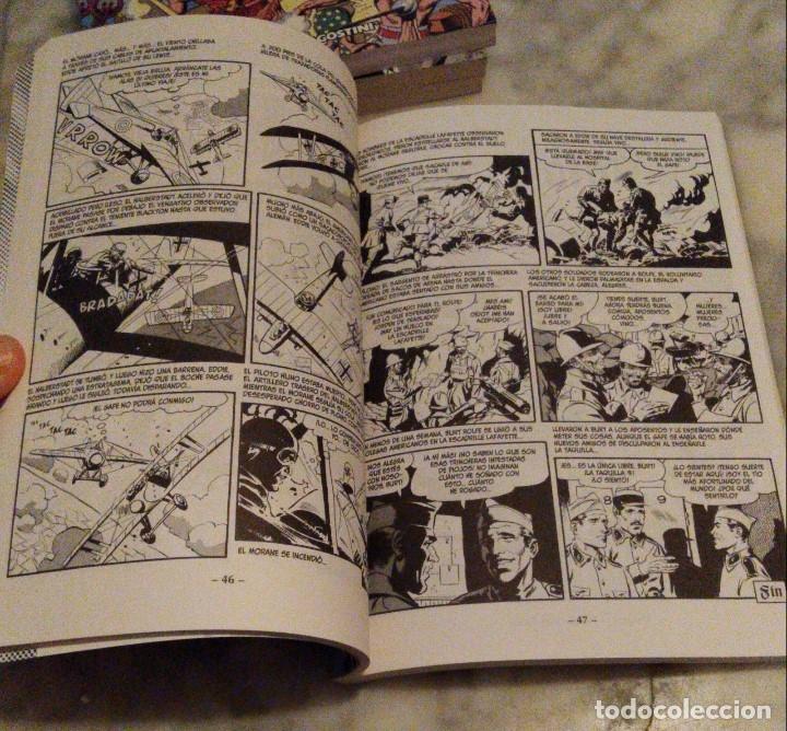 Cómics: EC Presenta nºs 3 4 5 y 6 - Ases del cielo, Periodistas, Urgencias y Piratas - Foto 16 - 179215976
