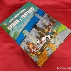 Cómics: LAS AVENTURAS DE SPIROU Y FANTASIO. FOURNIER. COLECCION COMPLETA. 3 VOLUMENES. PLANETA.. Lote 179255006