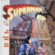 Cómics: SUPERMAN POR KELLY FERRY DIXON. Lote 179333212