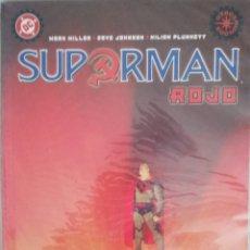 Cómics: SUPERMAN ROJO . Lote 179335045
