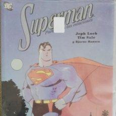Cómics: SUPERMAN PARA TODAS LAS ESTACIONES SALE HANSEN. Lote 179335770
