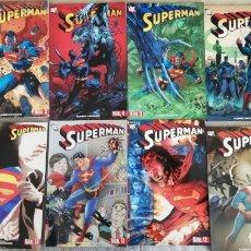 Cómics: SUPERMAN 2006 CASI COMPLETA DEL 2 AL 14 FALTA EL 1. Lote 179375965