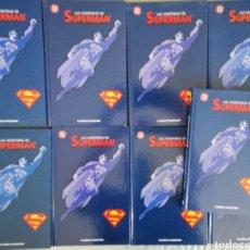 Cómics: SUPERMAN PLANETA CASI COMPLETA FALTA EL N3. Lote 179376503