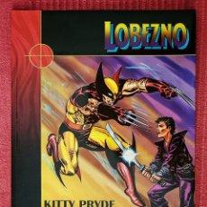 Cómics: COMICS MARVEL FORUM LOBEZNO - KITTY PRYDE & LOBEZNO AÑO 2001.. Lote 179404340