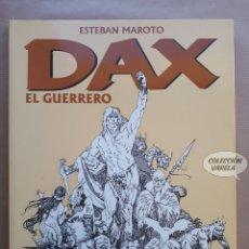 Cómics: DAX EL GUERRERO - ESTEBAN MAROTO - PLANETA 1994 - JMV. Lote 179531638