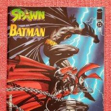 Cómics: SPAWN / BATMAN CROSSOVER. DC COMICS TOMO UNICO. AÑO 1998. Lote 180010928