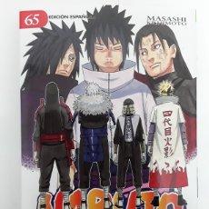 Cómics: NARUTO 65 - MASASHI KISHIMOTO - PLANETA CÓMIC / MANGA. Lote 180088405