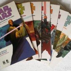 Cómics: COMIC STAR WARS: LAS GUERRAS CLON - PLANETA DEAGOSTINI: 9 TOMOS, COMPLETA. Lote 180187026