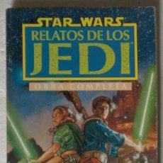 Cómics: COMIC STAR WARS: RELATOS DE LOS JEDI - COMPLETA, 5 NUMEROS EN UN TOMO RETAPADO; NORMA EDITORIAL. Lote 180187992