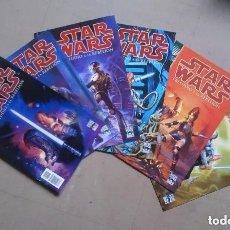Cómics: COMIC STAR WARS: PRELUDIO A LA REBELION: 6 COMICS, COMPLETA; PLANETA DEAGOSTINI. Lote 180189688