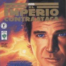 Cómics: COMIC STAR WARS: EL IMPERIO CONTRAATACA. ADAPTACION OFICIAL EN COMIC. Lote 180191367