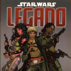 Cómics: COMIC STAR WARS: LEGADO - ROTO; PLANETA DEAGOSTINI. Lote 180191958