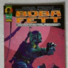 Cómics: COMIC STAR WARS: BOBA FETT. RECOMPENSA POR BAR-KOODA - NUMERO UNICO; NORMA EDITORIAL. Lote 180192035