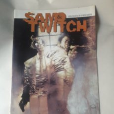 Cómics: SAM & TWITCH NR 1. Lote 180230488