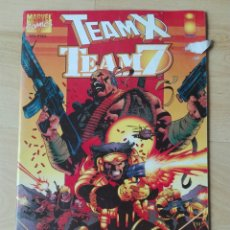 Cómics: TEAM X TEAM 7. CROSS OVER PLANETA. Lote 180244133
