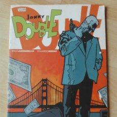 Cómics: JONNY DOUBLE. VERTIGO / PLANETA. AZZARELLO Y RISSO. Lote 180244317