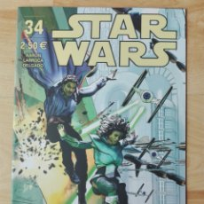 Cómics: STAR WARS Nº 34. PLANETA GRAPA. Lote 180244561