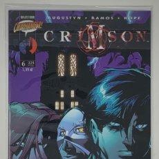 Cómics: CÓMICS CRIMSON Nº6 PLANETA AÑO 1999 AUGUSTYN-RAMOS-HOPE. Lote 181354463