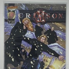 Cómics: CÓMICS CRIMSON Nº7 PLANETA AÑO 1999 AUGUSTYN-RAMOS-HOPE. Lote 181354477