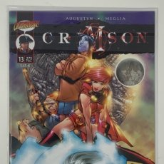 Cómics: CÓMICS CRIMSON Nº13 PLANETA AÑO 1999 AUGUSTYN-RAMOS-HOPE. Lote 181354710