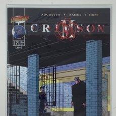 Cómics: CÓMICS CRIMSON Nº17 PLANETA AÑO 1999 AUGUSTYN-RAMOS-HOPE. Lote 181354972