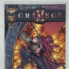 Cómics: CÓMICS CRIMSON Nº21 PLANETA AÑO 1999 AUGUSTYN-RAMOS-HOPE. Lote 181355210