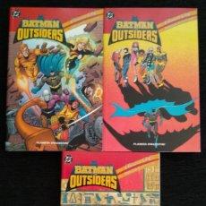 Cómics: BATMAN Y LOS OUTSIDERS COMPLETA. CLÁSICOS DC. Lote 181460726