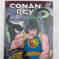 Cómics: CONAN REY 2 - PLANETA CÓMIC. Lote 181469835