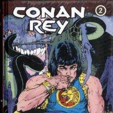 Cómics: CONAN REY - INTEGRAL Nº 2 -. Lote 181519705