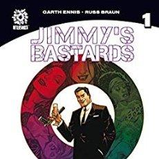 Cómics: JIMMY'S BASTARDS #1 - GARTH ENNIS. Lote 182112466