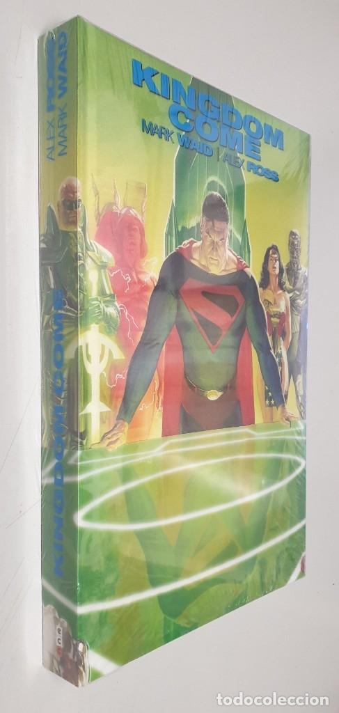 KINGDOME COME - EDICION DE LUJO INTEGRAL / MARK WAID - ALEX ROSS / DC - ECC (Tebeos y Comics - Planeta)