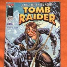 Cómics: TOMB RAIDER LARA CROFT 3 DAN JURGENS / ANDY PARK) WORLD COMICS / PLANETA, 2000. Lote 182685251