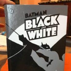 Cómics: BATMAN BLACK AND WHITE TOMO 1 ALLRED BISLEY GAIMAN ROSS TAPA DURA PLANETA DC. Lote 182697122