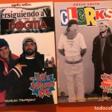 Cómics: CLERKS EL COMIC PERSIGUIENDO A DOGMA KEVIN SMITH JAY & SILENCIOSO BOB PLANETA SIN LEER . Lote 182698688