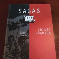 Cómics: SAGAS DC Nº 3 - ODISEA CÓSMICA - JIM STARLIN & MIKE MIGNOLA. Lote 183172392