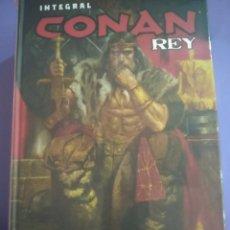 Cómics: CONAN REY INTEGRAL PLANETA CÓMIC NUEVO. Lote 183695346