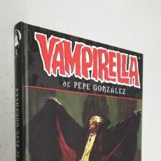 Cómics: VAMPIRELLA Nº 3 DE PEPE GONZALEZ / PLANETA. Lote 183836086