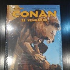 Cómics: CONAN EL VENGADOR.INTEGRAL. Lote 183852545