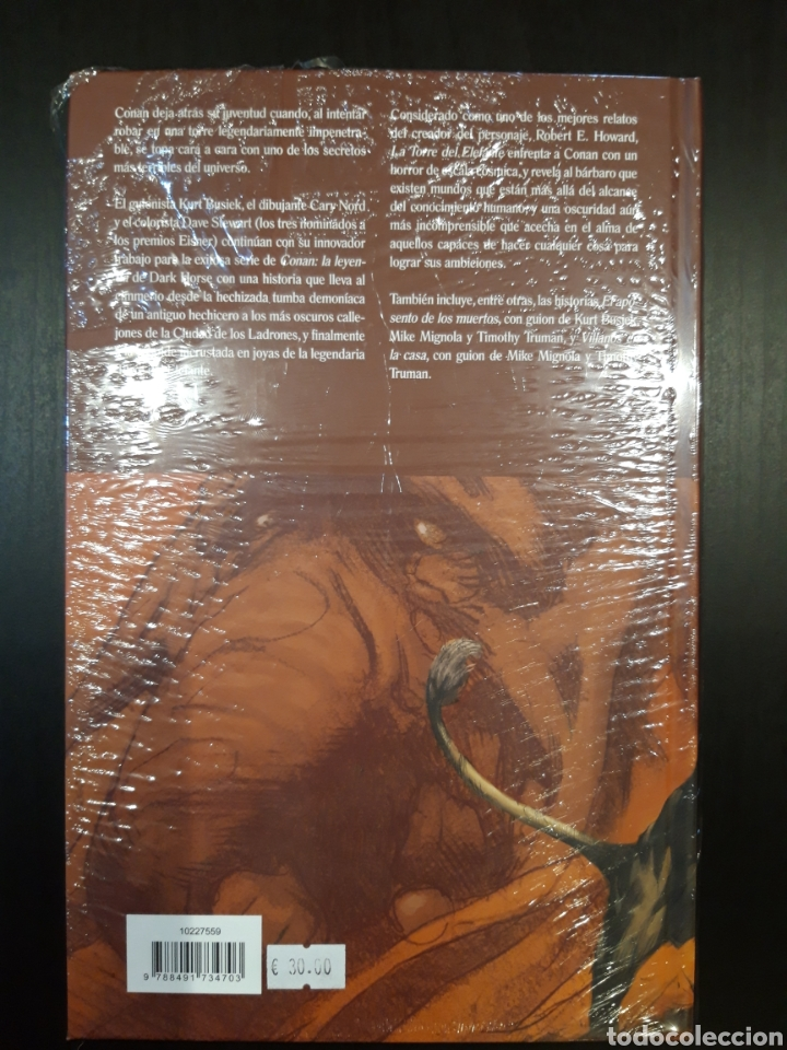 Cómics: CONAN LA LEYENDA INTEGRAL 2 - Foto 2 - 183901828