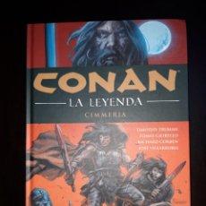 Cómics: CONAN LA LEYENDA VOL. 7.CIMMERIA. Lote 183926857