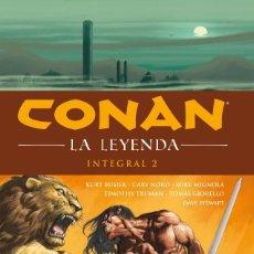Cómics: CONAN LA LEYENDA INTEGRAL 2 PLANETA COMIC PRECINTADO. Lote 183929032