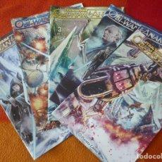 Cómics: STAR WARS OBI-WAN & ANAKIN 1 AL 5 ¡COMPLETA! ( SOULE ) ¡BUEN ESTADO! PLANETA. Lote 184008538