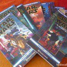 Cómics: STAR WARS 1 AL 11 ¡COMPLETA! ( SOULE) ¡BUEN ESTADO! PLANETA CLASSIC EDICION LIMITADA EPISODIO I A VI. Lote 184008732