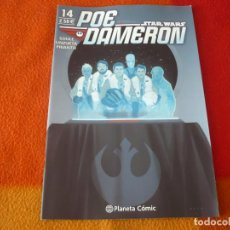 Cómics: STAR WARS POE DAMERON Nº 14 ( SOULE ) ¡UY BUEN ESTADO! PLANETA. Lote 184009930