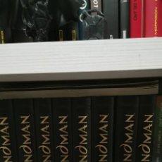 Cómics: SANDMAN ÓMNIBUS COMPLETA 1 2 3 4 5 6 7 E INFINITO, PLANETA, DE LUJO INTEGRAL ABSOLUTE. Lote 184229713