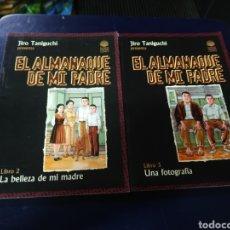 Cómics: EL ALMANAQUE DE MI PADRE LOTE DE 2 N° 2-3 (PLANETA). Lote 184449840
