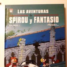 Cómics: LAS AVENTURAS DE SPIROU Y FANTASIO. FOURNIER. TOMO 1. Lote 184564753