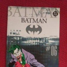Cómics: BATMAN AÑO TRES. Lote 185684901