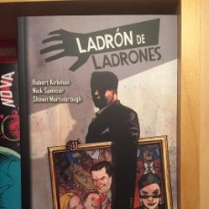 Cómics: LADRÓN DE LADRONES 1, DE ROBERT KIRKMAN, NICK SPENCER, SHAWN MARTINBROUGH. Lote 185712846